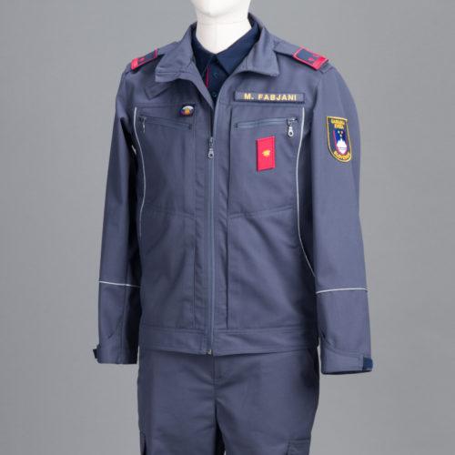 Delovna gasilska obleka
